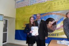 Переможці ХІХ конкурсу Шевченківської поезії  «Заповіт 2018»