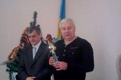 В Миколаєві представники влади, військовослужбовці, мешканці міста та активісти Народного Руху України вшанували 80-ту річницю від дня народження Вячеслава Чорновола