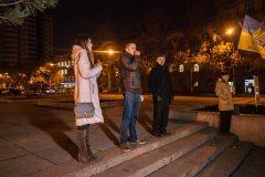 В Миколаєві вшанували V річницю Гідності та Свободи