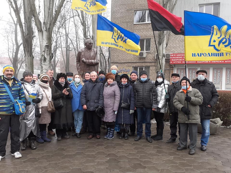 День Соборності в Миколаєві - 1
